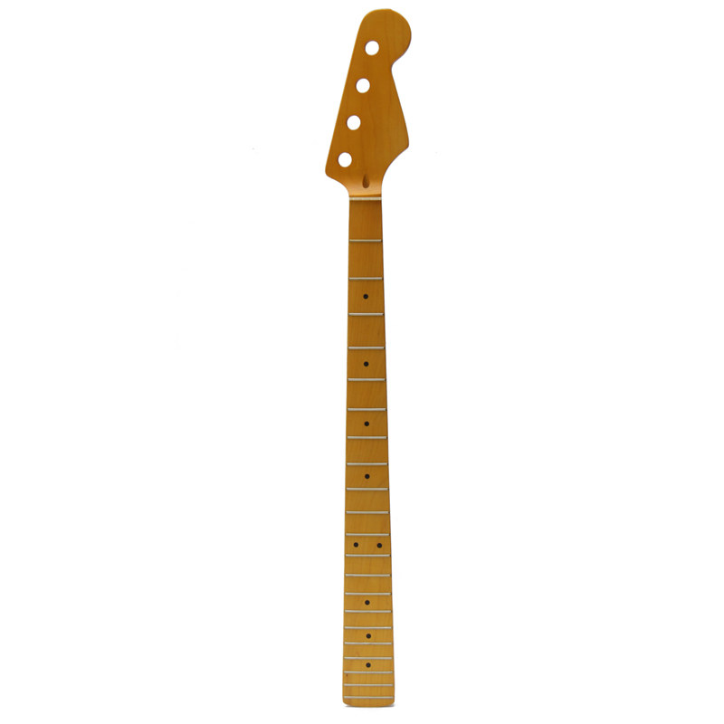 Guitarra del arce Rosewood 4 cadena 21 Fret para Maple guitarra ...