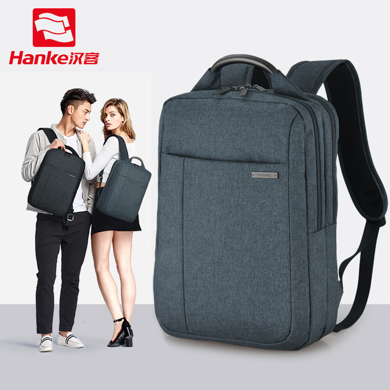 Men Travel Laptop Backpack College School Backpack Business Computer Bag Camping