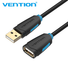 Vention USB 2.0 Male to Female Cable 2m 3m 5m Extender Cord Wire Super Speed Data Sync USB2.0 Extension For PC Laptop