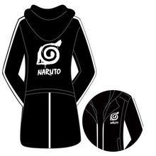 Naruto Cosplay Trench Coat Naruto Akatsuki Windbreaker Cloak
