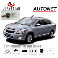 JiaYiTian rear camera for Chevrolet Cobalt for Pontiac Pursuit G5 G4 CCD Night Vision license plate camera Reverse Camera
