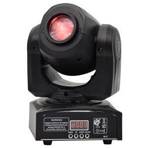Image 3 - 4Pcs/Lot 60w Moving Head Light For DJ Disco DMX Souds Moving Head Light