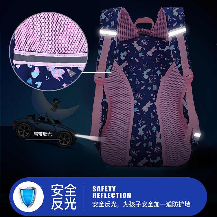 Детские школьные сумки для девочек и мальчиков ортопедические школьные рюкзаки для начальной школы рюкзаки рюкзачок с принцессой mochila infantil