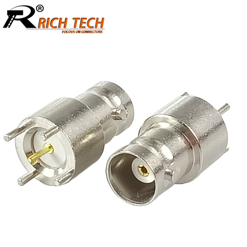 Brand New Pack of 10 ADC BNC-5 Straight 75 Ohm Connector