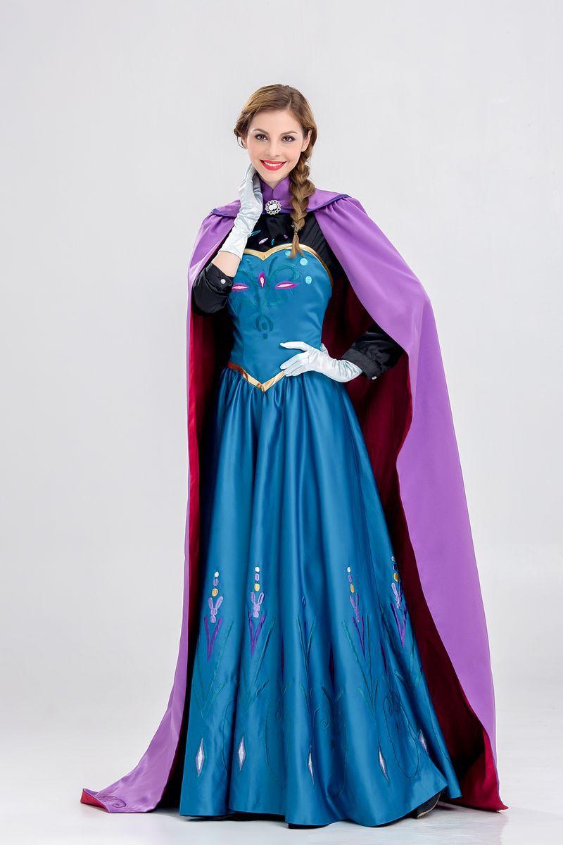 Giyme Anna Kostüm Taç 5