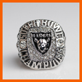 New Arrival Sport Men Jewelry Oakland Raiders Super Bowl XVIII Championship Rings