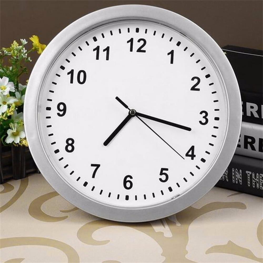 Caja segura secreto Reloj de pared caja fuerte de pared colgando clave Cash Money joyería almacenamiento caja de seguridad decoración del hogar