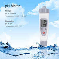 Portable Digital Pen PH Count Water Quality Tester Water Quality Test Pen PH 20 Built in Electrode