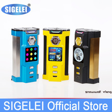 Snowwolf Vfeng Mod from original SIGELEI SUPER POWER 10 W - 230W