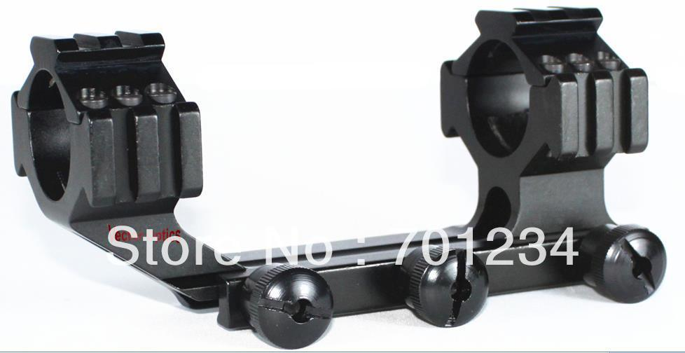 Vector Optics Tactical 30mm & 1 inch 25.4mm Onepiece RifleScope Weaver Mount Rings with Tri-Rails Cantilever Style Holiday Sale roxy halter onepiece j pss0