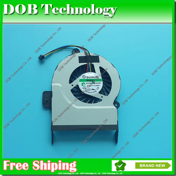 Laptop CPU cooling fan cooler for Asus k55 X55A K55X X55 X55C X55A X55U X55Sa F55 F45 MF60090V1-C480-S99 new laptop cooling fan for asus x55 14mm x55v x55vd x45c x45vd r500v k55vm for discrete video card p n ksb06105hb cpu cooler