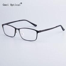 Mode Marke Designer Business Männer Rahmen Vollrand Brillen Rahmen Frauen Hydronalium Brille Rahmen Mit Feder Scharnier Auf Beine