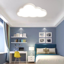 Led Ceiling Lamp Ultra Thin AC185-265V 36/48W Panel Light Healthy Xtra Bright Child Interest Home Decorate Lantern Cloud Shape