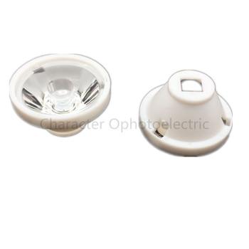 5 pcs Degree 25 32.5MM Plastic PMMA Optical Led Lens For Cree CREE XHP70 MKR 7070 SMD LED Emitter Lamp Light