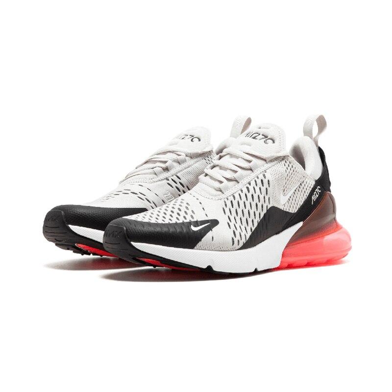 D'origine Nike Air Max 270 Hommes Respirant chaussures de course de Sport 2018 nouveauté Authentique baskets d'extérieur Designer AH8050-202 - 6