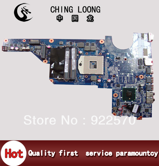 Free Shipping Top Quality 636370-001 Laptop Motherboard/mainboard For Hp 100% Tested