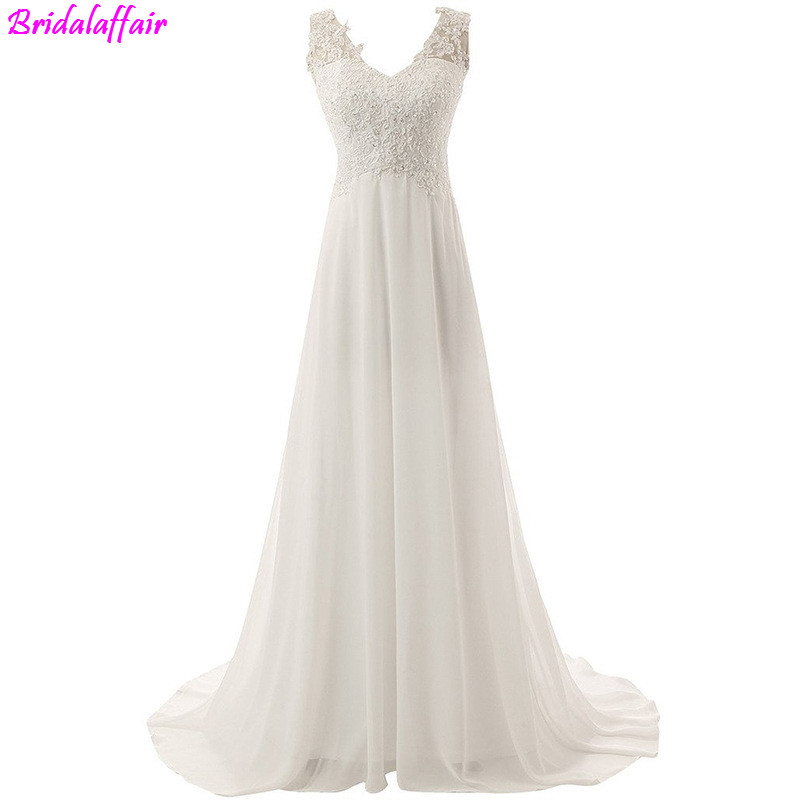 2019 longue robe de bal Vestido de Festa étage longueur fête robe formelle robe de soirée une ligne en mousseline de soie boule Communion robe de soirée