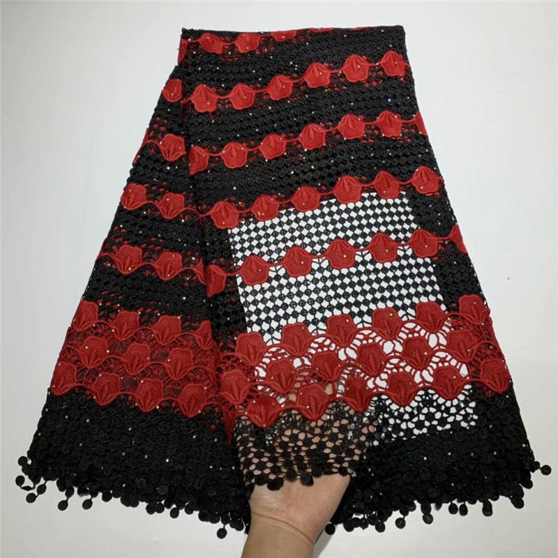 ZQ!African Lace Fabric High Quality Guipure lace For Wedding Dress Cotton Lace With Stones Nigerian Lace Fabrics ! P50613ZQ!African Lace Fabric High Quality Guipure lace For Wedding Dress Cotton Lace With Stones Nigerian Lace Fabrics ! P50613