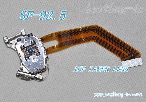 SF-92.5 CABEZAL Láser de CD 16 P Coche de la LENTE Láser cabeza 92.5
