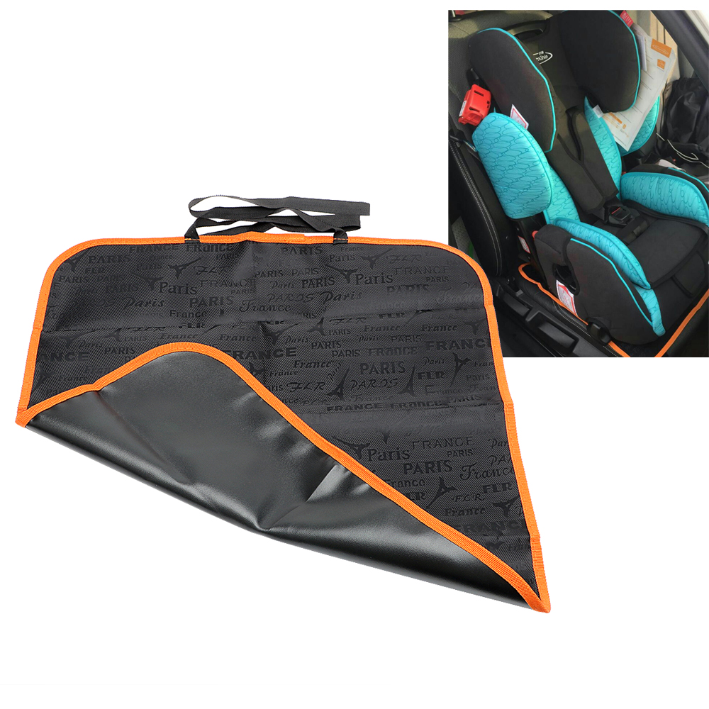 ecf38efbff Anti-friction Automobiles Seat Covers For Kids Safety Chair Car Seat  Cushion Protector Universal Car-styling