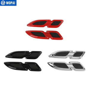 Image 5 - MOPAI Car Stickers for Jeep Grand Cherokee Car Body Air Flow Vent Cover Fender Engine Cover for Jeep Grand Cherokee Accessories