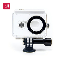 YI Waterproof Case For YI Action Camera Up To 40M Underwater Sports Swimming And Diving