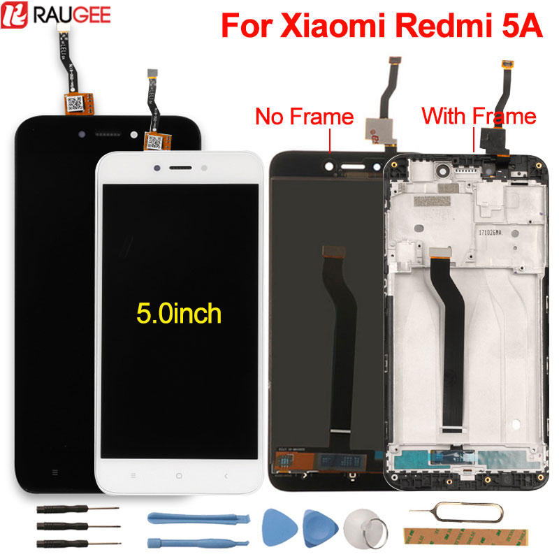 For Xiaomi Redmi 5A Touch Screen+Lcd Display+Tool New Digitizer Glass Panel Assembly Screen For Xiaomi Redmi 5A 5.0 inchFor Xiaomi Redmi 5A Touch Screen+Lcd Display+Tool New Digitizer Glass Panel Assembly Screen For Xiaomi Redmi 5A 5.0 inch