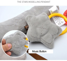 Multi-functional Plush Toy Soft Plush Activity Baby Toys