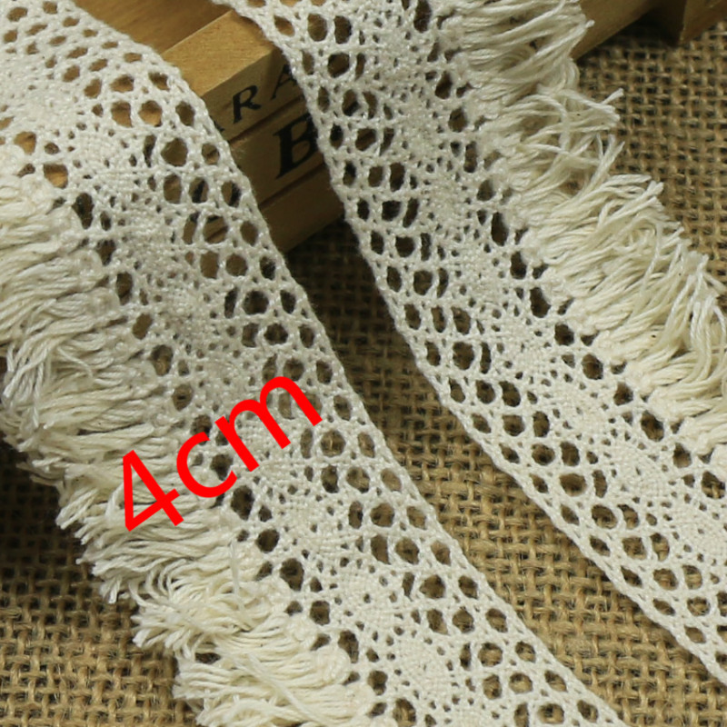 150 Yards/lot European Cotton Lace Tassel  Sofa Cloth Fabric Clothing Bedding Home Decoration Sewing Accessories Wholesale150 Yards/lot European Cotton Lace Tassel  Sofa Cloth Fabric Clothing Bedding Home Decoration Sewing Accessories Wholesale