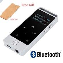 Новейшая версия оригинальной Сенсорный экран Bluetooth MP3-плеер 8 ГБ Бенджи S5B высокое качество начального уровня без потерь плеера с FM