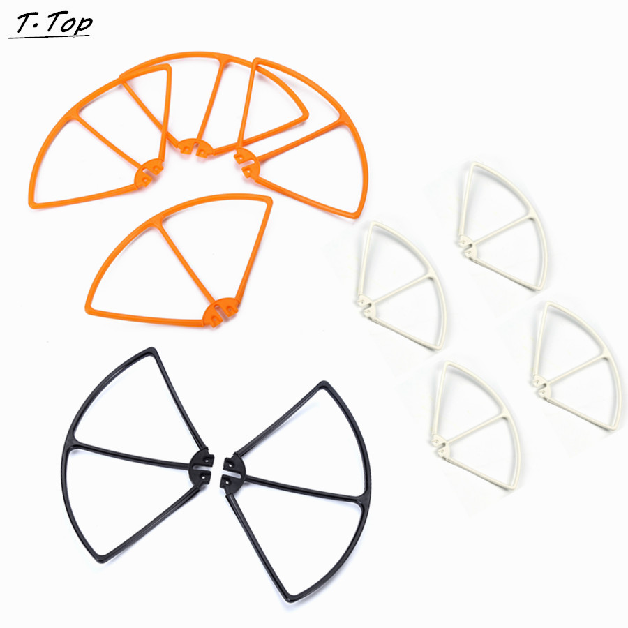 4PCS Multi Color Propeller Blade Protector Set for Syma X8C W G HC HW HG RC