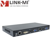 LINK MI LM AD01 VGA/HDMI/DVI конвертер HD Edge Fusion процессор проективной Ортез поддержать активное 3D Arc коррекции с 120 Гц