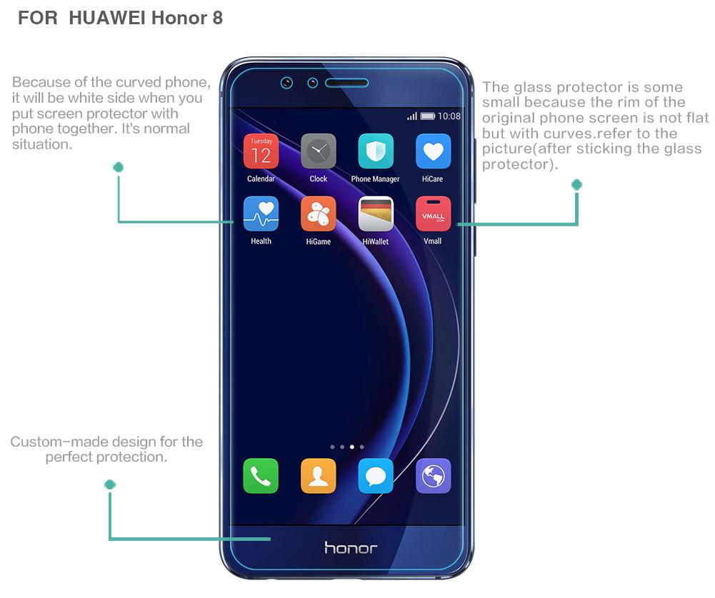 GXE Premium Tempered Glass Film For Huawei Mate 9 P9 Lite P8 P8lite Honor 8 7 6 Plus Honor 5X 5C 5A LCD Screen Protector Guard 9