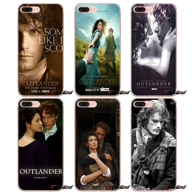 Cell Phone Cases Covers OUTLANDER TV Jamie Frasered For Xiaomi Mi6 Mi 6 A1  Max Mix 2 5X 6X Redmi Note 5 5A 4X 4A A4 4 3 Plus Pro