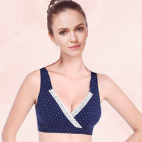 Breast Feeding Maternity Nursing Bra Breastfeeding Bras For Feeding Pregnant Mothers Clothes nursing tops vest feeding underwear