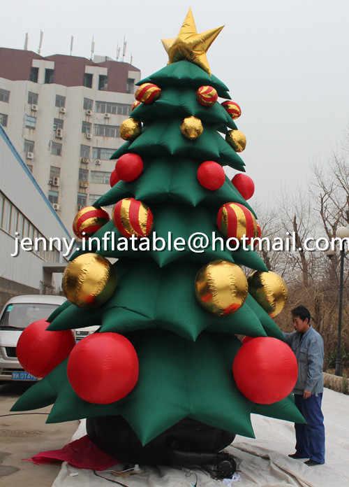 Надувные елки открытый новогодние украшения|christmas nutcracker decorations|рождественские