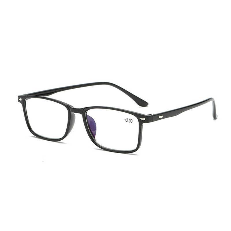 8cbea634c9 Unisex gafas de lectura de la lupa de los hombres de la moda de las mujeres