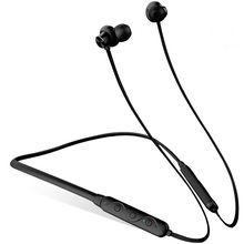 Smart Bluetooth headsets super bass stereo noise reduction waterproof sport music headphones Metal magnetic absorption design
