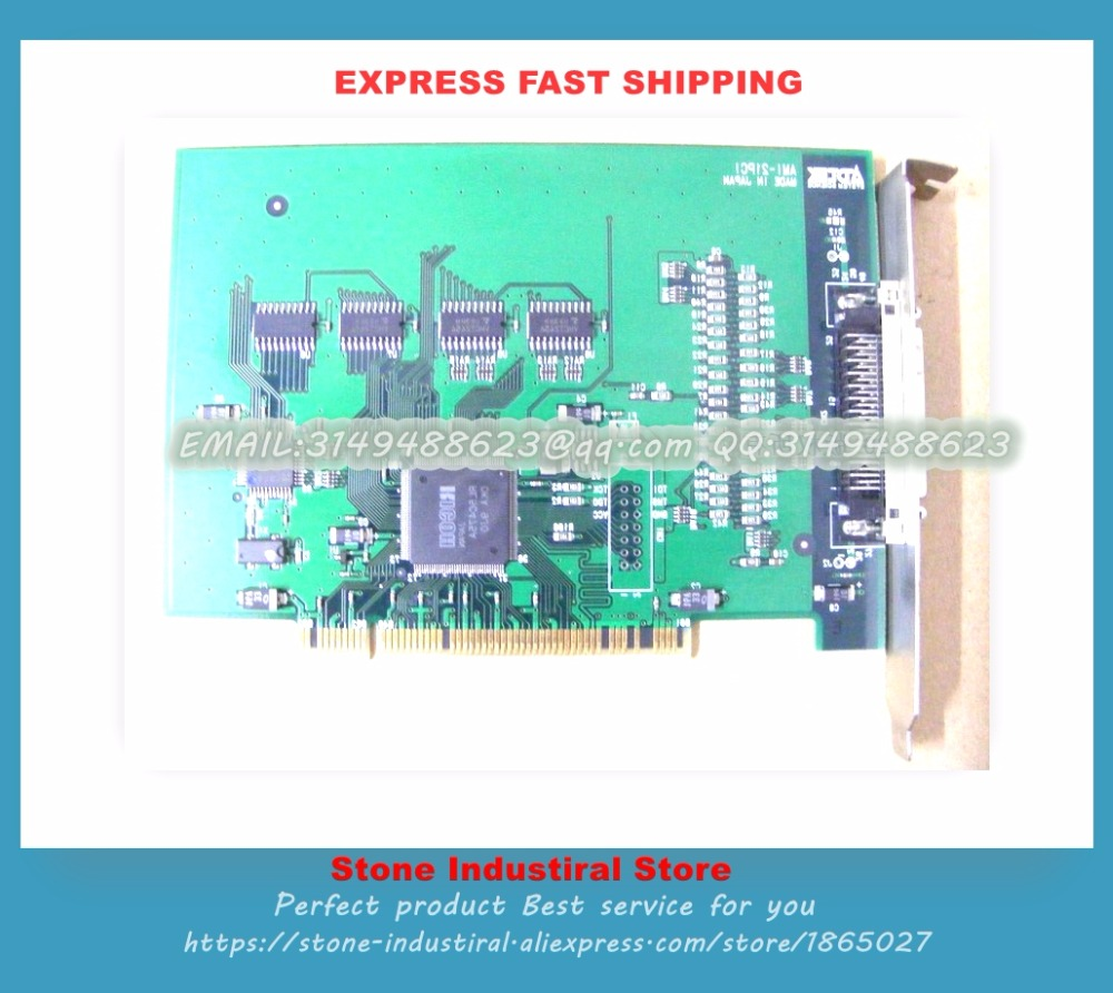 AMI-21PCI professional card 100% test good quality