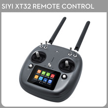 SIYI 2.4G 16CH Transmitter S. Bus Remote Controller Penerima dengan 1080 P HD Transmissionfor ST32HD FPV RC Drone Quadcopter