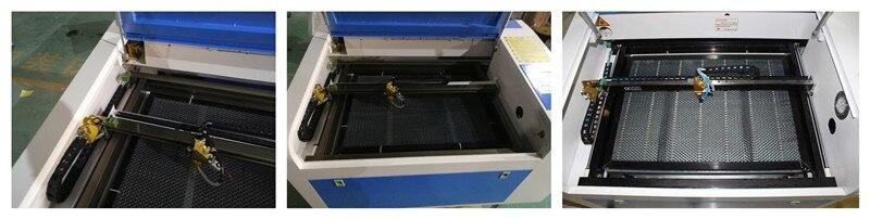 HTB1y0huXIfrK1Rjy1Xdq6yemFXan - 2018new type CNC laser cutting machine/laser engraver/CO2 laser cutter 4060/6040 for wood plywood engraving machine DIY