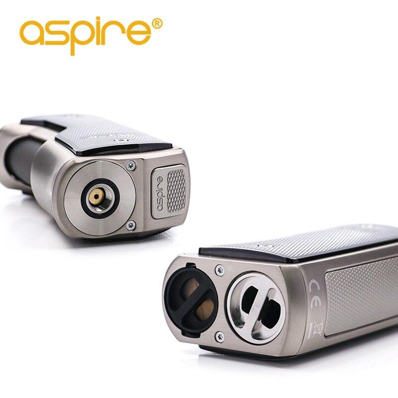 Aspire Feedlink boîte Mod Vape E Cigarette 80 W avec 7.0 ml de capacité de soutien par une seule batterie 18650 Fit Feedlink Revvo Squonk Kit - 4