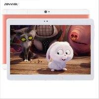 10.1 Pouce Tablet PCs Tab Pad 1920x1200 IPS 4 GB RAM 32 GB ROM OCTA soins tablette Dual SIM Carte 3G lte appel 10.1
