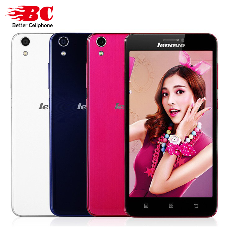 Original Lenovo S850 MTK6582 Quad Core 5″ IPS 1280x720P Android 4.4 Dual Sim 13.0MP Camera 1GB RAM 16GB ROM Mobile Smart Phone
