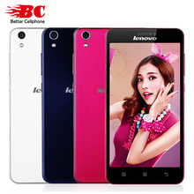 "Original Lenovo S850 MTK6582 Quad Core 5"" IPS 1280x720P Android 4.4 Dual Sim 13.0MP Camera 1GB RAM 16GB ROM Mobile Smart Phone"
