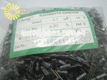 1000 шт. X 100% Новое Chengx 4.7 МКФ 50 В 5X11 Алюминиевый Электролитический Конденсатор Разъем