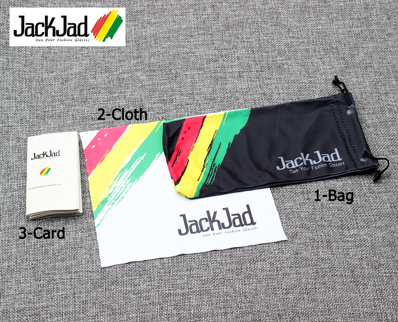 JackJad Fashion 41756 ZZ-TOP Kardashian Style Sonnenbrille Damen - Bekleidungszubehör - Foto 2