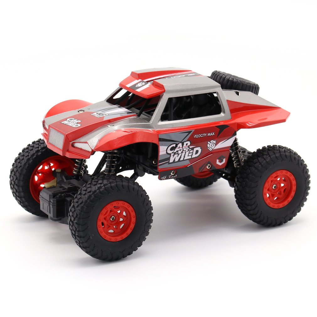 RC Car 1:20 2.4GHz Rock Crawlers Driving Car Drive Bigfoot Car Remote Control Car Model OffRoad Vehicle Toy image