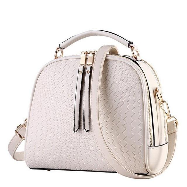 Luxury Handbags Women Bags Designer Famous Brand Handbags Women Messenger Bags Lady Shell Shoulder Bolsos Feminina XF370Z