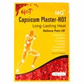 MQ 30 Pcs Chinese Medical Hot Capsicum Pain Relief Plaster for Joints Pain Relieving Porous Chilli Patch Health Care Products